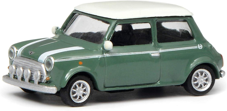 26159 - 1:87 Schuco Mini Cooper-verde #452615900