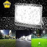 LED Flood Light Outdoor, STASUN 100W 9000lm LED