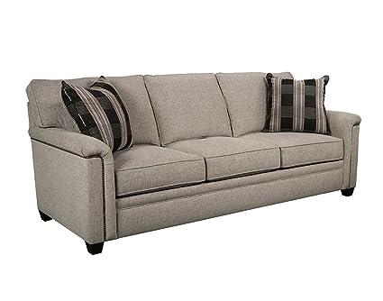 Fabulous Amazon Com Broyhill 4287 3Q Warren Sofa Brown Kitchen Ibusinesslaw Wood Chair Design Ideas Ibusinesslaworg