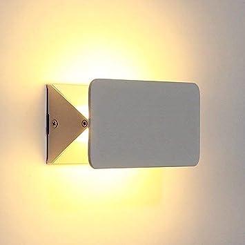 Amzdeal Led Applique Murale 5w Moderne Lampe Murales Réglable Lampe