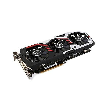 Tarjeta gráfica NVIDIA GeForce tarjeta gráfica PC coloré (TM ...