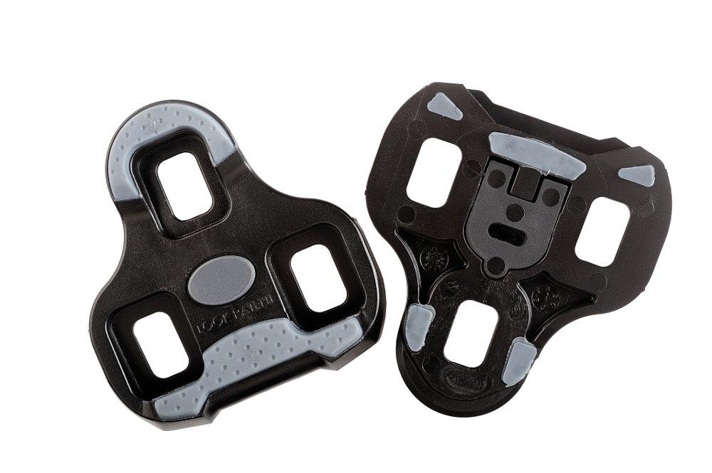 Look KEO Grip 0 Degree Cleats, Black by Look