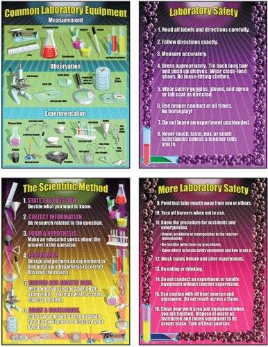 Basics Teaching Poster Set - 7