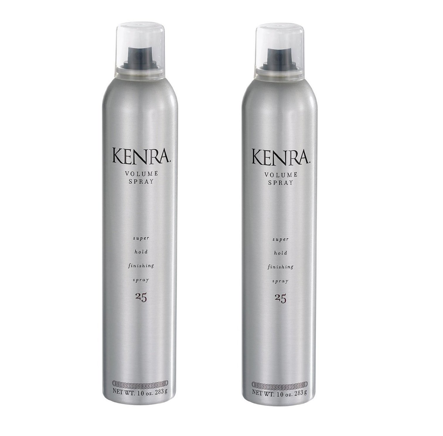 Kenra Volume Super Hold Finishing Spray # 25 10 oz Pack of 3 by Kenra
