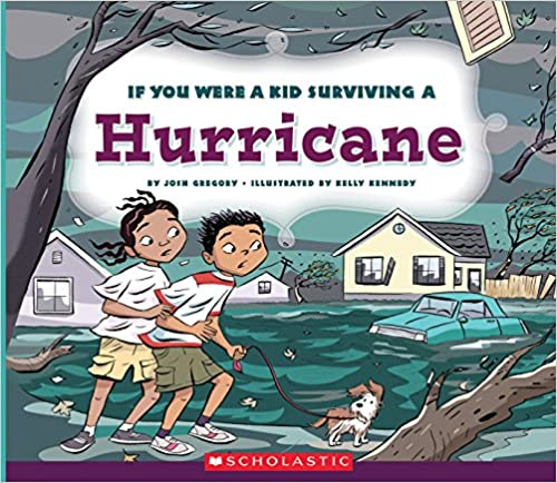 Book If You Were a Kid Surviving a Hurricane