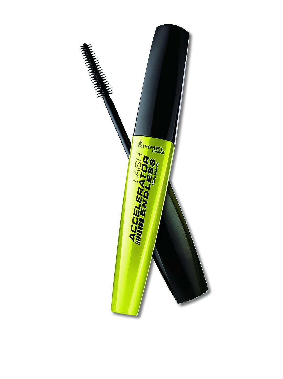 938760e8044 Amazon.com: Rimmel Lash Accelerator Mascara Endless, Extreme Black, 0.33  Fluid Ounce: Beauty