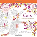 Cats: 70 designs to help you de-stress