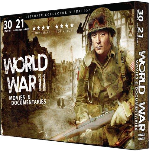 Amazon com: Ultimate World War II Movie Collection Box Set