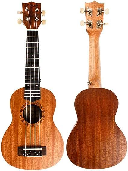 NIMEDI Ukelele Concierto Ukulele Hawaiian Mini Guitarra Guitarra ...
