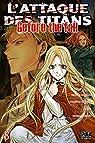 L'Attaque des Titans - Before the Fall, tome 8 par Suzukaze