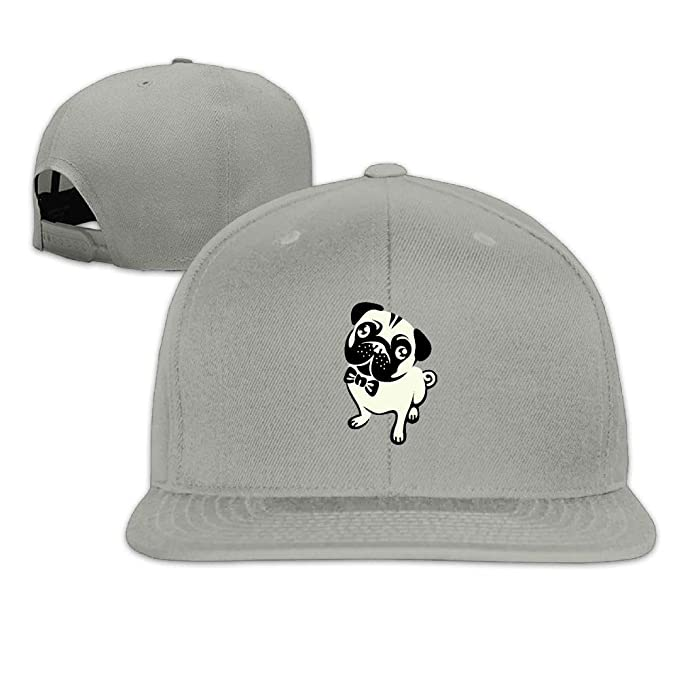 ff1c4fe9a7a49 Nordic Runes Royal Blue Dog French Bulldog Frenchie Cool Snapback Hats for  Men Fitted Baseball Cap