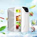 Car refrigerator 16L mini Home Appliances Low Power Large Capacity Portable Home Refrigerator Cooling and Heating Two Functions Car and Home Dual-use