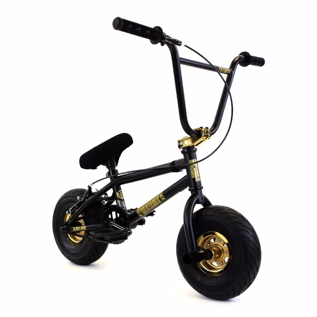 Fatboy Assault PRO BMX自転車ミニ – Blackhawk B0759VBTQY