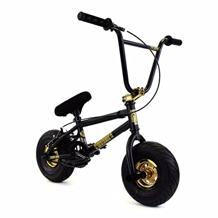 Amazon.com: Fatboy Assault Pro BMX Mini Bike – Blackhawk ...