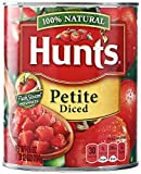 diced tomatoes hunts - Hunt's Tomatoes Petite Diced, 28 oz