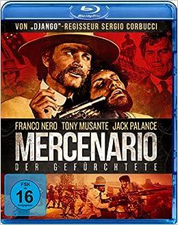 MERCENARIO - DER GEFUERCHTETE: Amazon co uk: Giorgio Arlorio