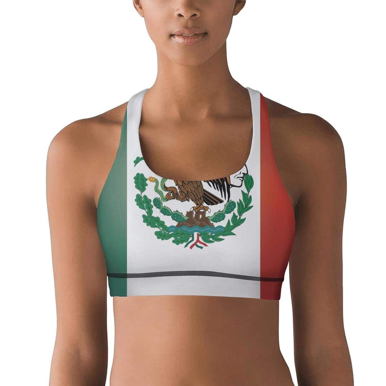 Fit Bee American Indian Sports Bras Summer Yoga Sleeveless Crop Tank Top