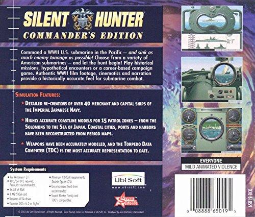 Silent Hunter Commander's Edition (輸入版) B00005YX8H