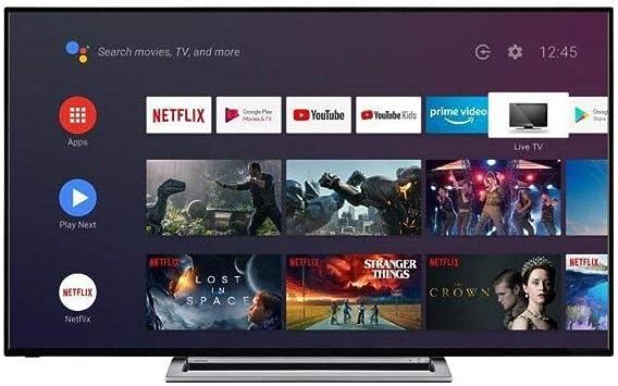 TOSHIBA 58UA3A63DG TV 4K UHD - 58 (146 cm) - 4K HDR: Amazon.es: Electrónica