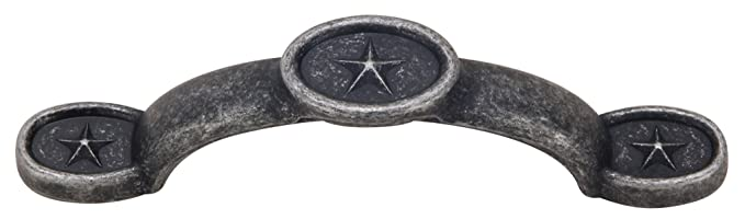 Hardware House 64 4286 Texas Star Style Cabinet Knob, Classic Bronze    Cabinet And Furniture Knobs   Amazon.com