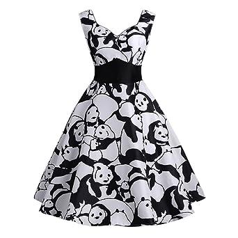 Abendkleid schwarz c&a