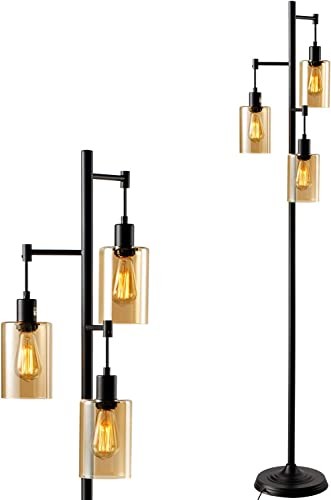 LEONLITE Industrial Floor Lamp