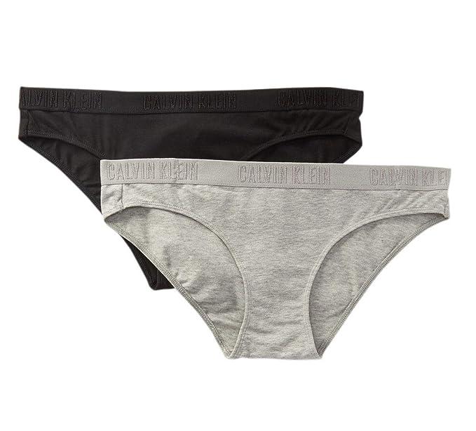 fec6f44943a8 Calvin Klein Women` Cheeky Bikini Pack of 2: Amazon.co.uk: Clothing