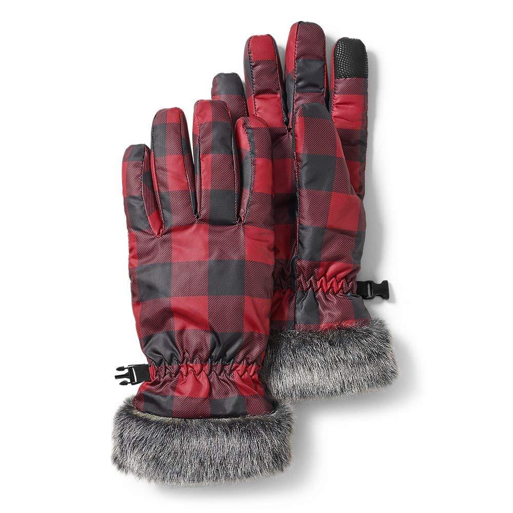 Eddie Bauer Womens Sun Valley Down Gloves