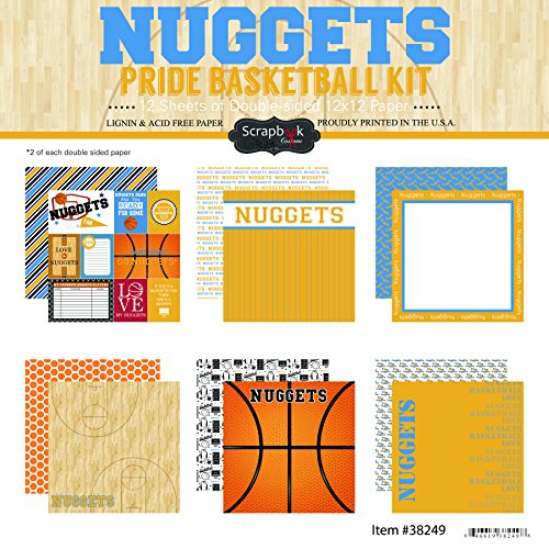 Denver Nuggets Kit: Nuggets Customized Jersey, Nuggets Personalized Jersey