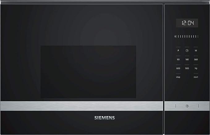 Siemens iQ500 BF555LMS0 - Microondas (Integrado, Solo microondas ...
