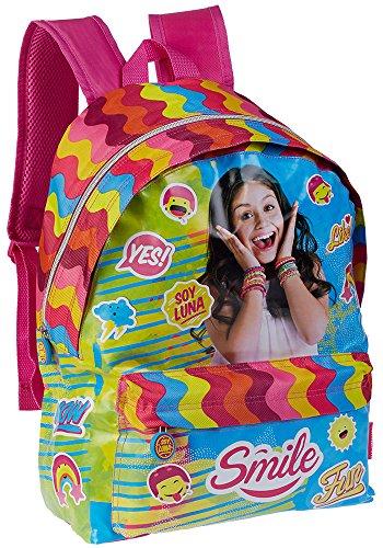 Soy Luna School Bag Backpack with Pencilcase Mochila Escolar con Estuche