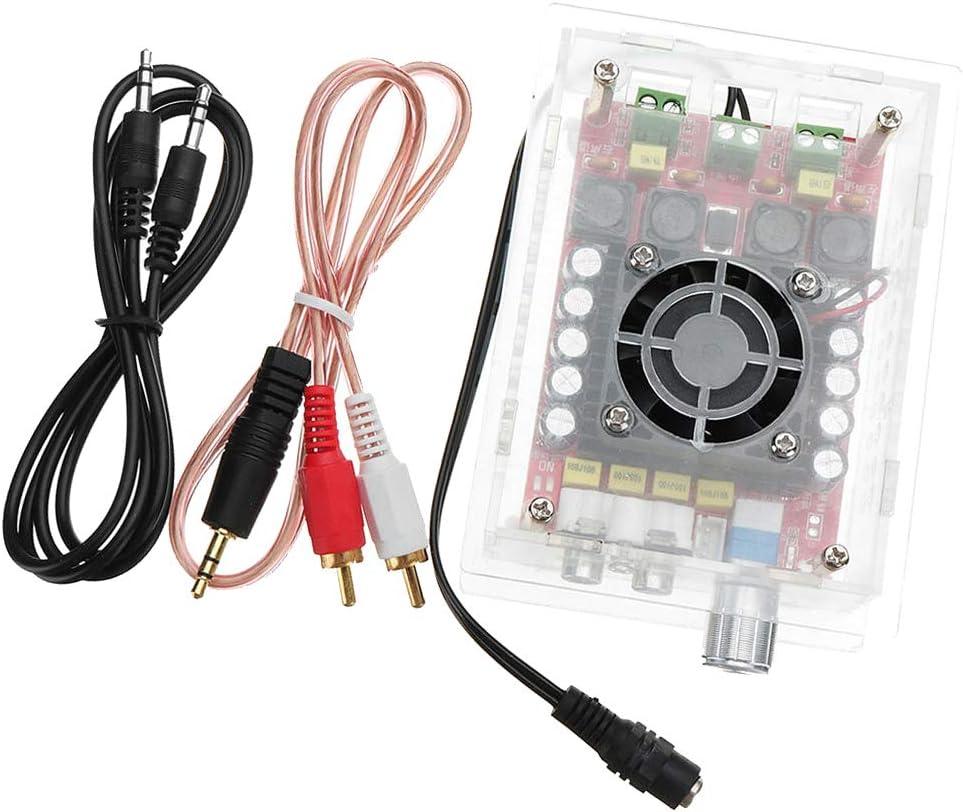 Shiwaki TDA7498 Class D Subwoofer Amplifier 100W+100W Digital Power Amplifier Board