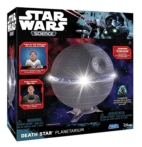 Uncle Milton - Star Wars Science - Death Star Planetarium