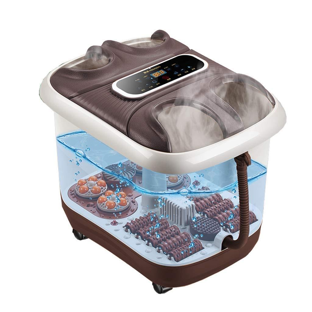 オールインワンスパマッサージ - 高速TPS暖房システム10電動マッサージローラー温度設定 B07RWX242T