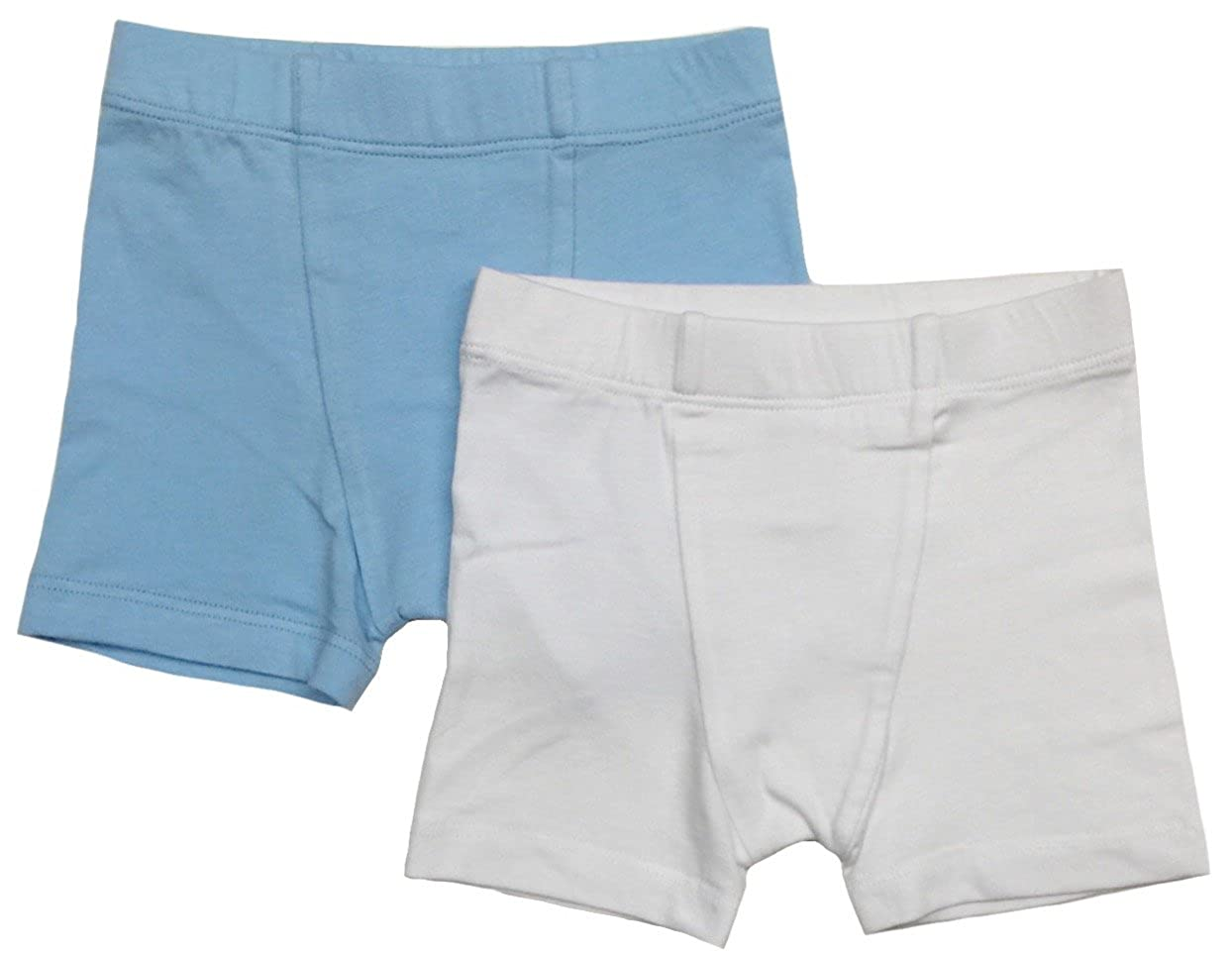 Esme Boys 2pcs Boxer Briefs Underwear (Little Boys: XS, S, M & Big Boys: L, XL) B007