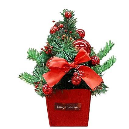 christmas tree sacow artificial flocking christmas tree xmas window decorations - Christmas Window Decorations Amazon