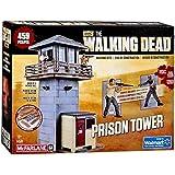 McFarlane Toys 14561 - Walking Dead AMC TV Series Prison Tower Exclusive Building Set