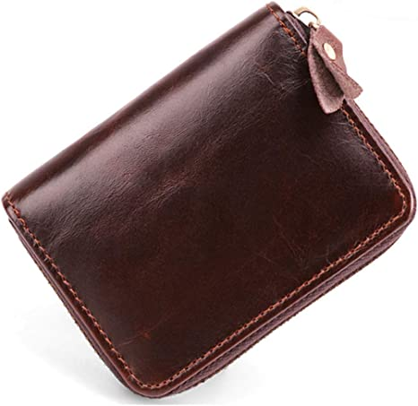 Parti Leather Card Wallet Leather Credit Card Holder RFID Credit