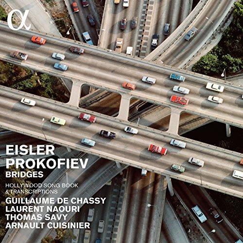 Elegy: Bridge 6 (After the Fourth Movement of Sergei Prokofiev's Piano Concerto No. 2, Op. 16) ()