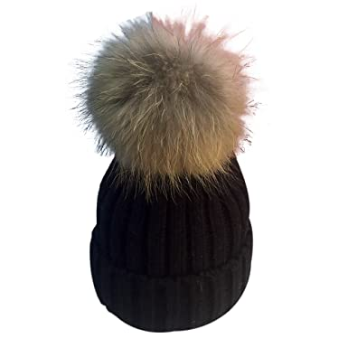 a1141bd0409 Image Unavailable. Image not available for. Color  ChezAbbey Women s Winter  Wool Beanie Cap ...