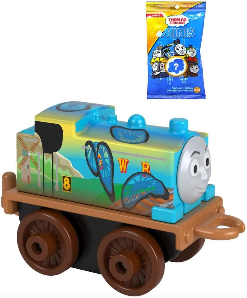 Thomas /& Friends Minis 7  pack Choose the one you want