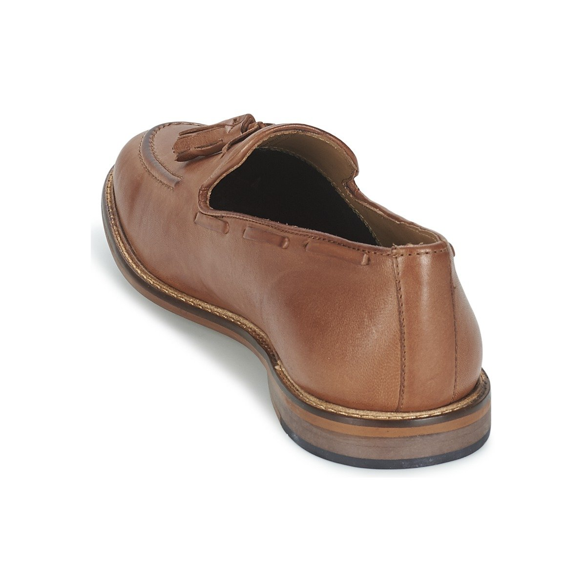 a1f3f2130ca Ben Sherman Mens ALFR City Loafer Cognac Loafers 12  Amazon.co.uk  Shoes    Bags
