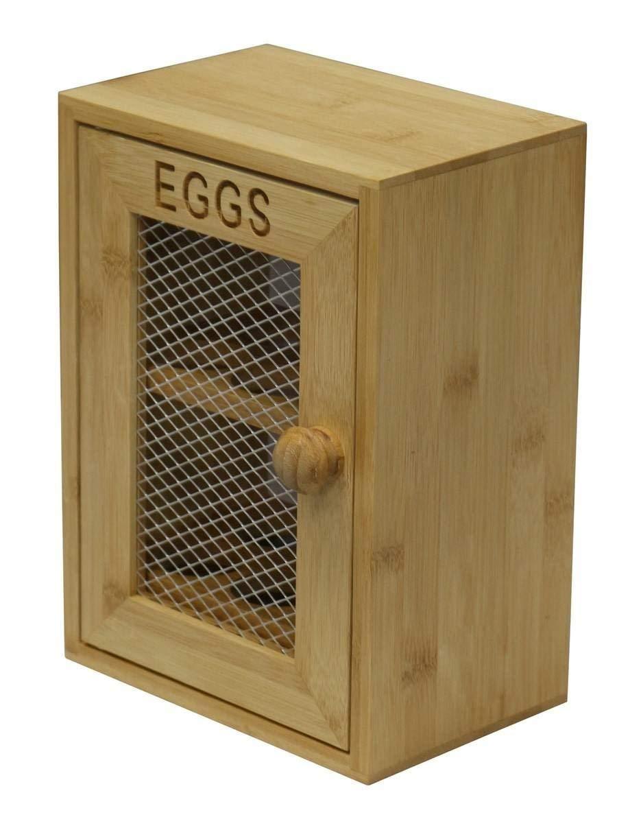 Egg cabinet mesh, Storage cucina stand legno 2 ripiani mensola porta anteriore, 12 uova Storage cucina stand legno 2ripiani mensola porta anteriore 12uova Zoomlie
