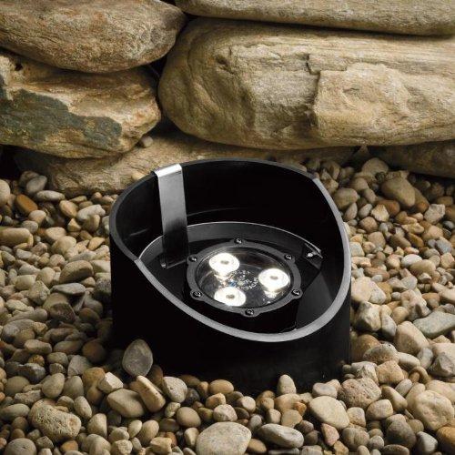 Kichler 15767BKT LED Well Light
