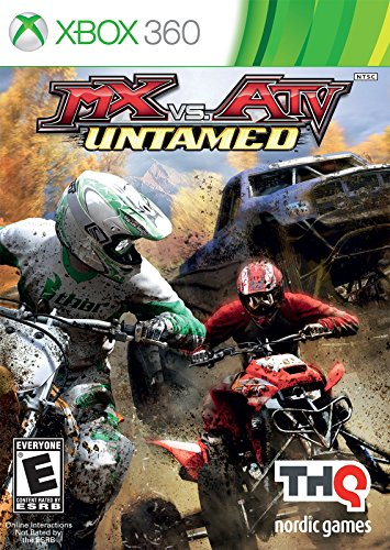 Mx Vs ATV Untamed - Xbox 360 by THQ Nordic