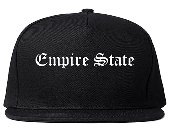 f0a37546c00 Amazon.com  Kings Of NY Empire State City New York NY Goth Snapback ...