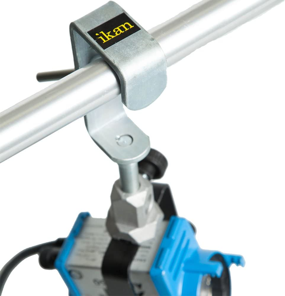 Ikan KCP-703 Stage Clamp with 16mm Stud Black