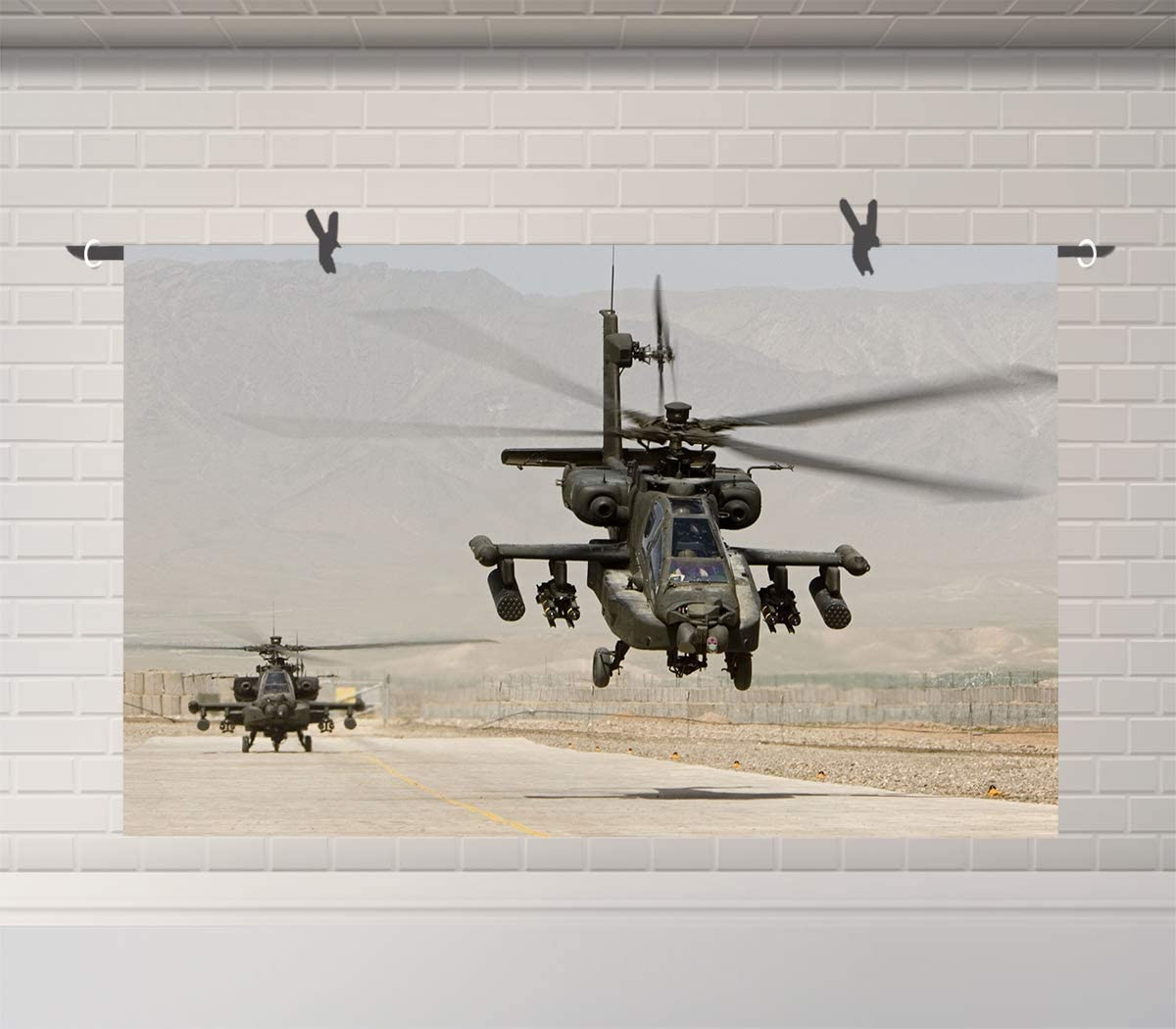 10x8ft Military Fighter Background War Themed Photography Backdrop Photo Banner Props DSFU286