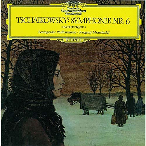 SACD : MRAVINSKY,EVGENY - Tchaikovsky: Symphony 6 (Limited Edition, Direct Stream Digital, Super-High Material CD, Japan - Import, Single Layer SACD)