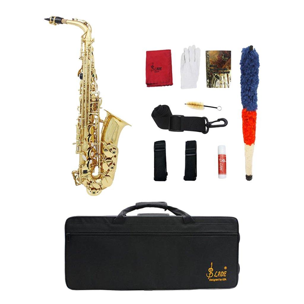 Perfeclan Ebアルトサックス サクソフォン 木管楽器 B07FRZ5695